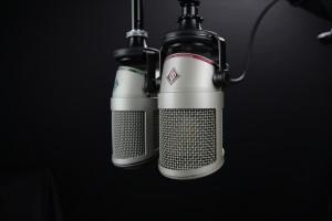 Heilsame Berührung im Radio