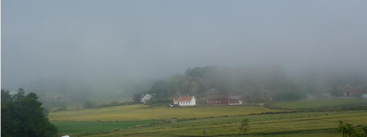 magischer Nebel